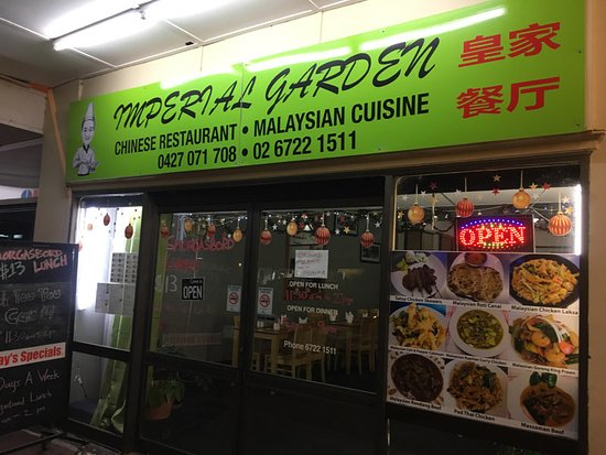 Imperial Garden Chinese Malaysian Cuisine - eAccommodation