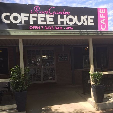 Rose Garden Coffee House - eAccommodation