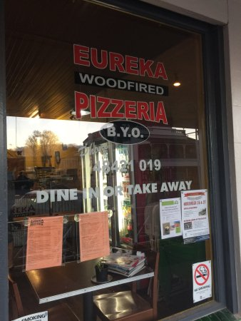 Eureka Pizzeria - eAccommodation