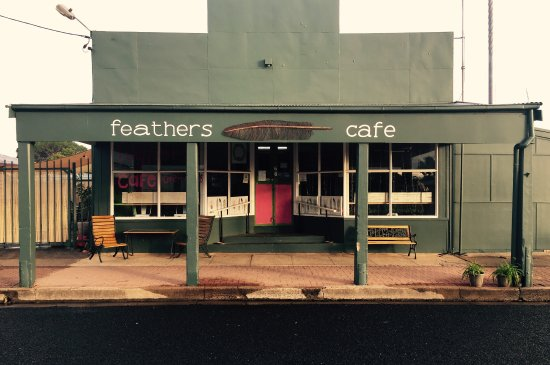 feathers cafe - eAccommodation