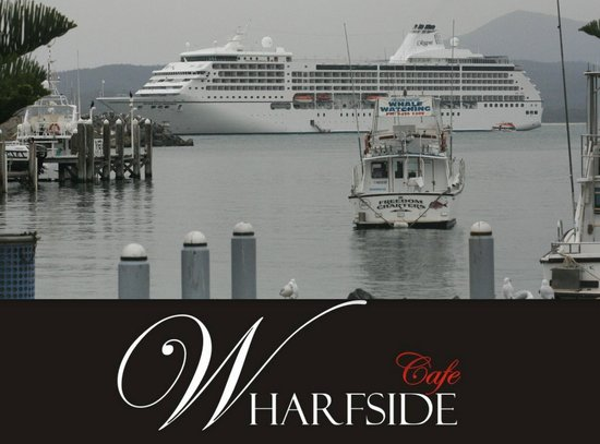 Wharfside Cafe - eAccommodation