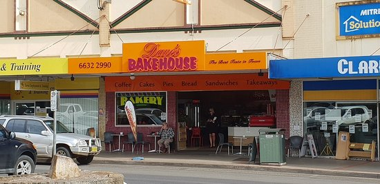 Dave's Bakehouse - eAccommodation