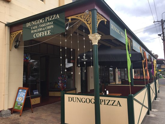 Dungog Pizza - eAccommodation