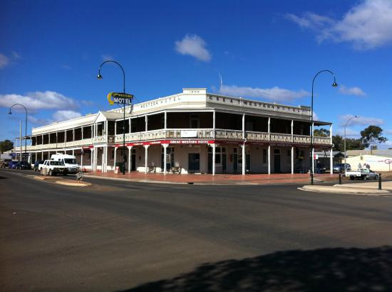Great Western Cobar Hotel-Motel - eAccommodation