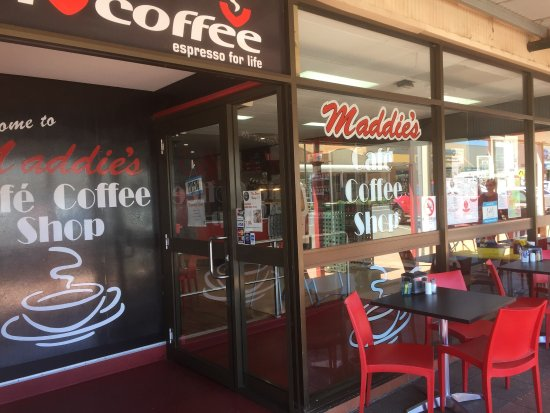 Maddie's Cafe Coffee Shop - eAccommodation