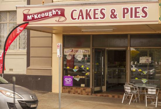 McKeoughs Cake Shop - eAccommodation