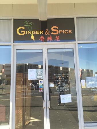 Ginger and Spice - eAccommodation
