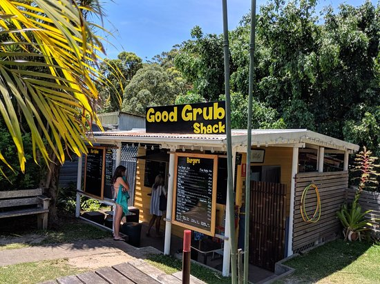 Good Grub Shack - eAccommodation
