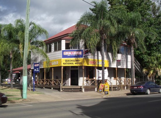Queensland National Hotel - eAccommodation