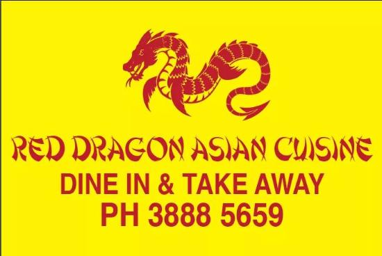 Red Dragon Asian Cuisine - eAccommodation