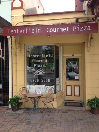 Tenterfield Gourmet Pizza - eAccommodation