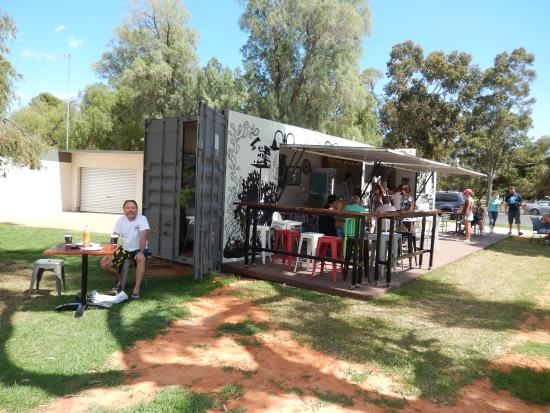 Cafe de Caravan - eAccommodation