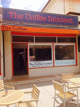 The Coffee Incident - eAccommodation