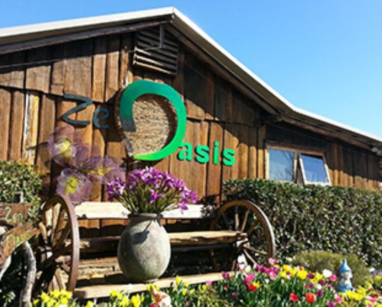 Zen Oasis Vegetarian Restaurant - eAccommodation