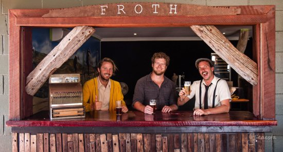 Froth Craft Brewery - eAccommodation