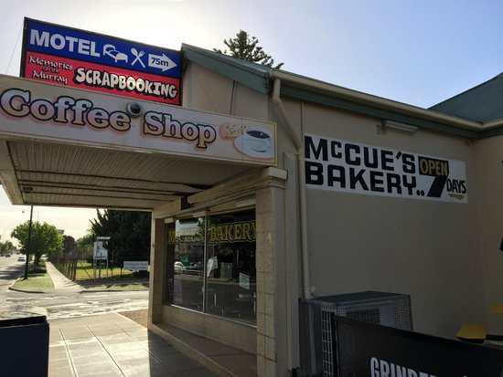McCue's Bakery - eAccommodation