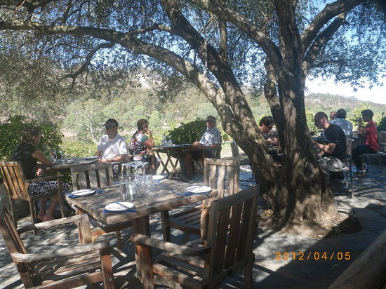 Skillogalee Winery  Restaurant - eAccommodation