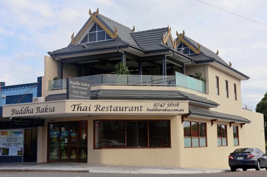 Buddha Raksa Thai Restaurant - eAccommodation