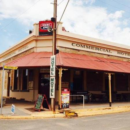 Commercial Hotel Orroroo - eAccommodation