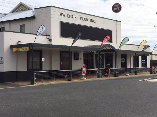Waikerie Community Club - eAccommodation
