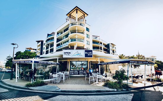 Alexandra Headlands Hotel - eAccommodation