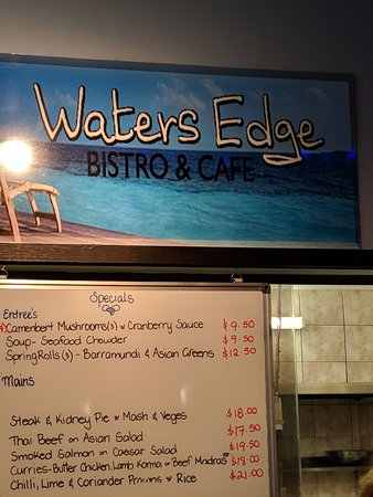 Water's Edge Bistro - eAccommodation