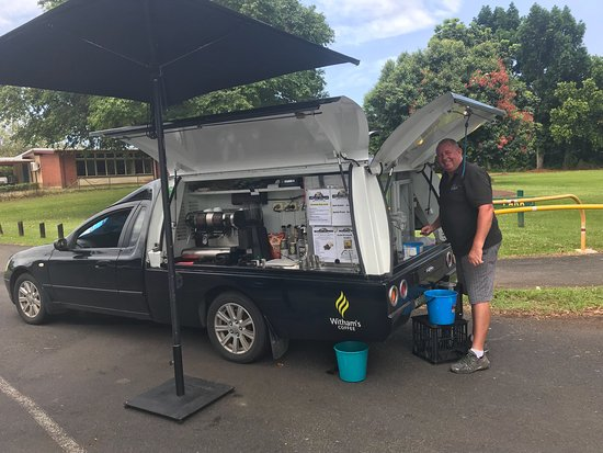 Mister Barista Mobile Coffee - eAccommodation