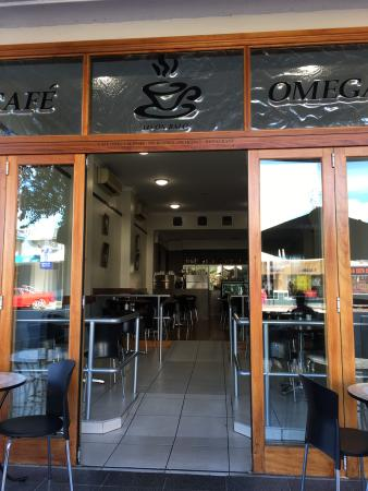 Cafe Omega - eAccommodation