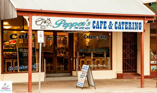 Peppers Cafe  Catering - eAccommodation