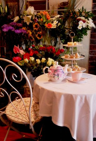 Laidley Florist and Tea Room - eAccommodation