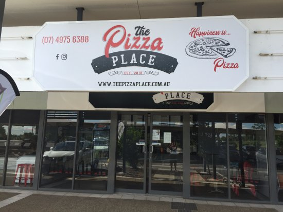 The Pizza Place - eAccommodation