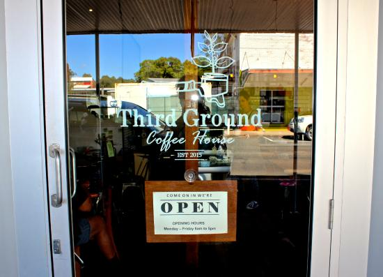 Third Ground Coffee House - eAccommodation