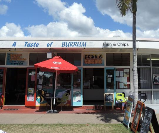 A Taste Of Burrum - eAccommodation