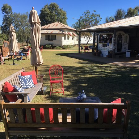 Rolleston Coffee Cart - eAccommodation