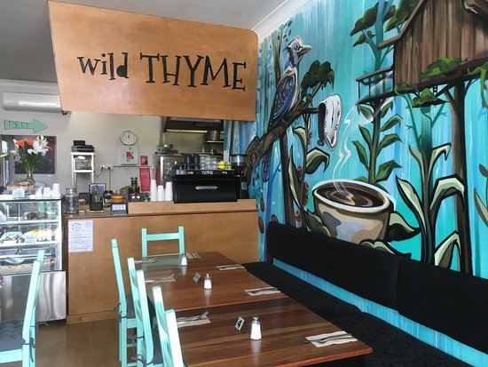 Wild THYME Dining - eAccommodation