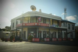 Commercial Hotel Morgan - eAccommodation