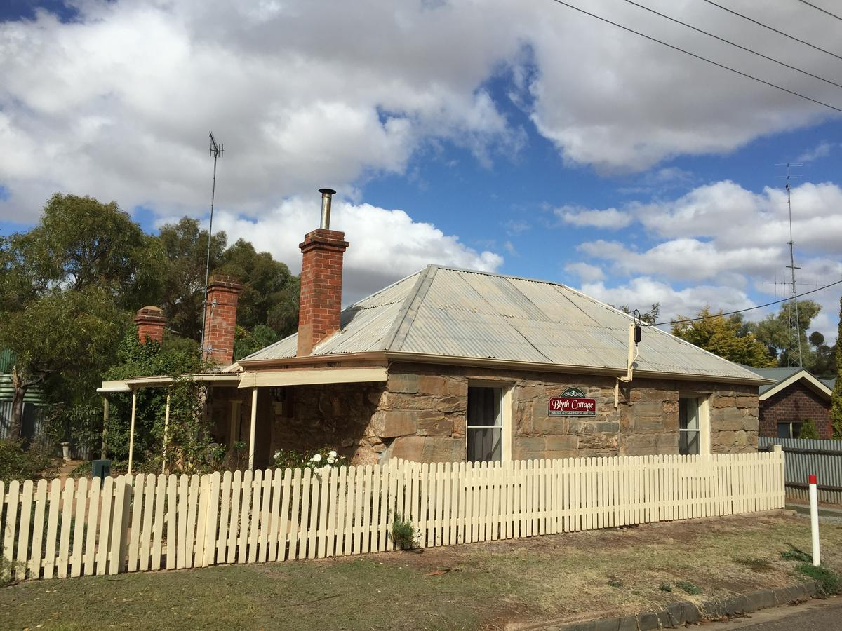 Blyth Cottage Burra - eAccommodation