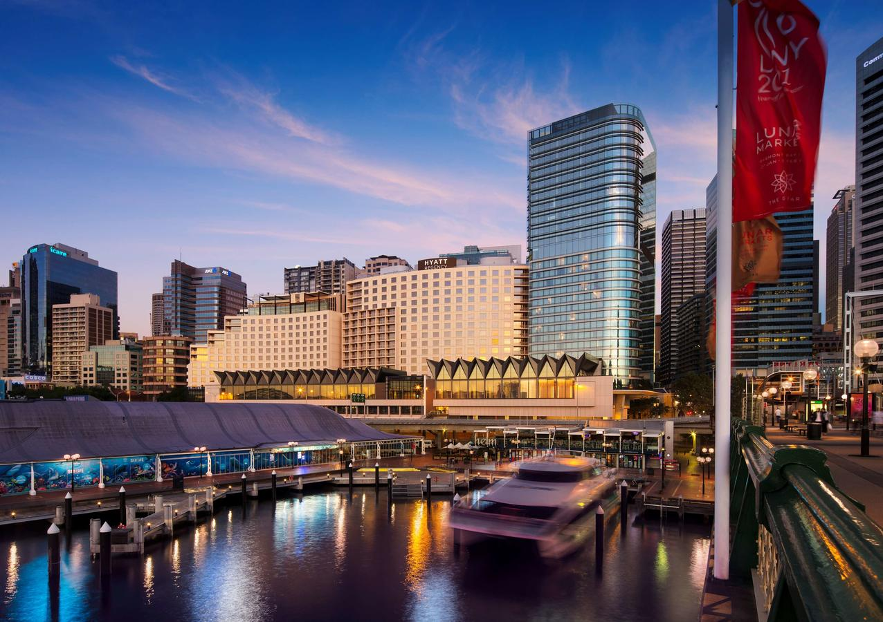 Hyatt Regency Sydney - eAccommodation