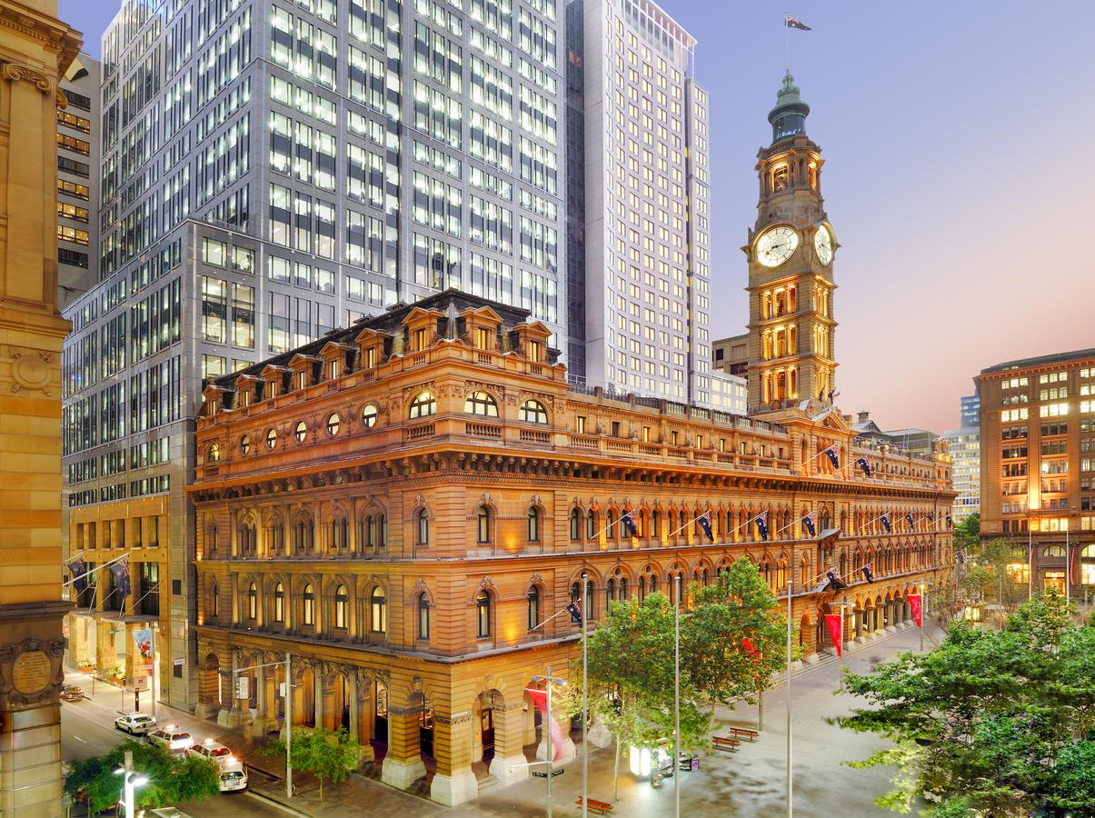 The Fullerton Hotel Sydney - eAccommodation