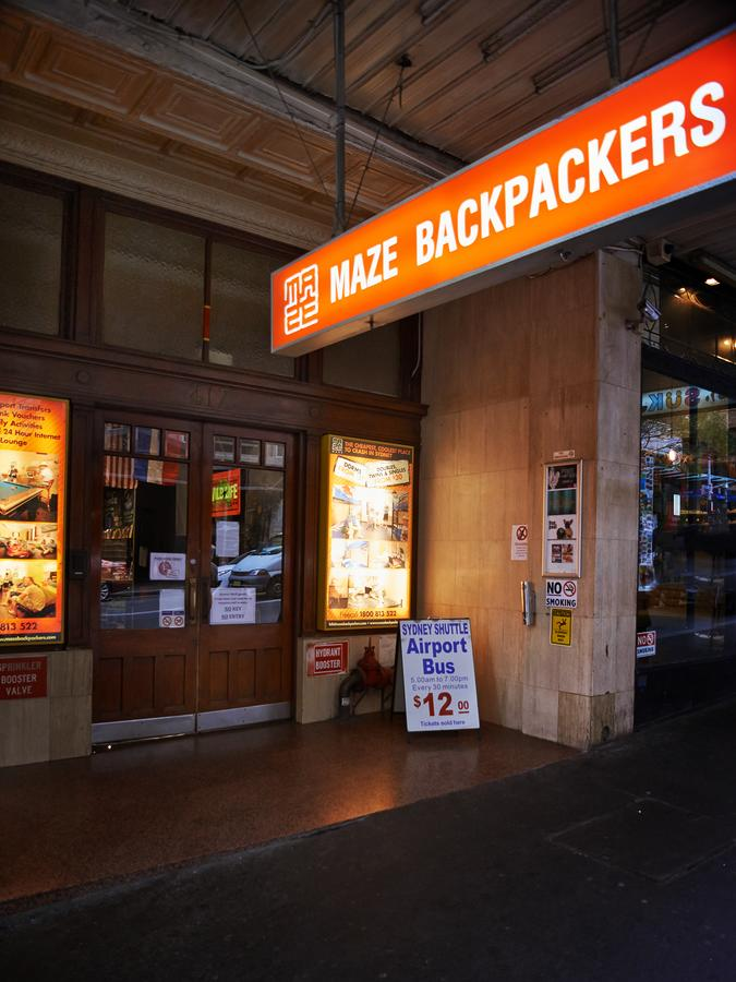 Maze Backpackers - Sydney - eAccommodation
