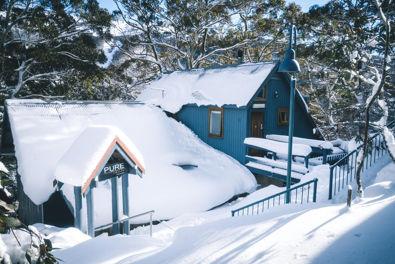 Pure Chalet Thredbo - eAccommodation