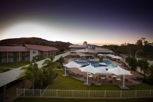 Crowne Plaza Alice Springs Lasseters - eAccommodation