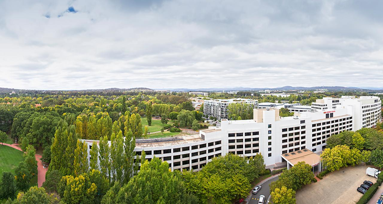 Crowne Plaza Canberra - eAccommodation