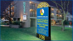 Capital Executive Apartment Hotel - eAccommodation