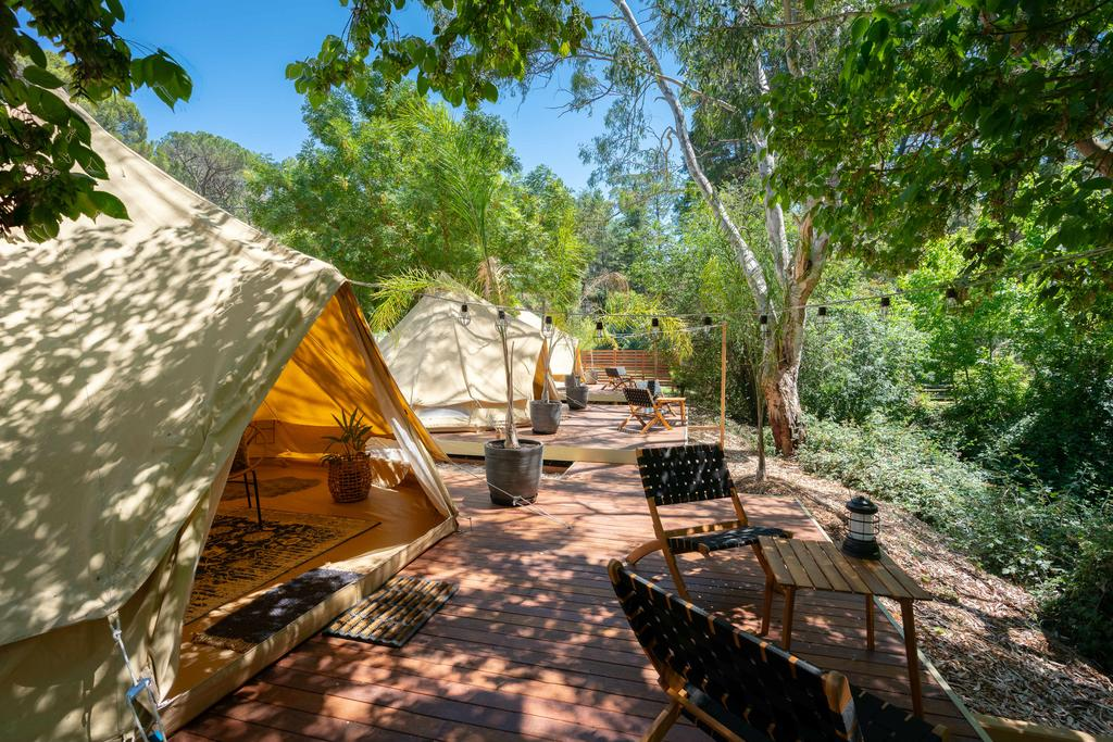 Castlemaine Gardens Luxury Glamping - eAccommodation