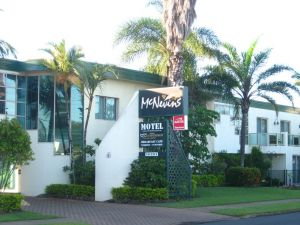 McNevins Maryborough Motel - eAccommodation