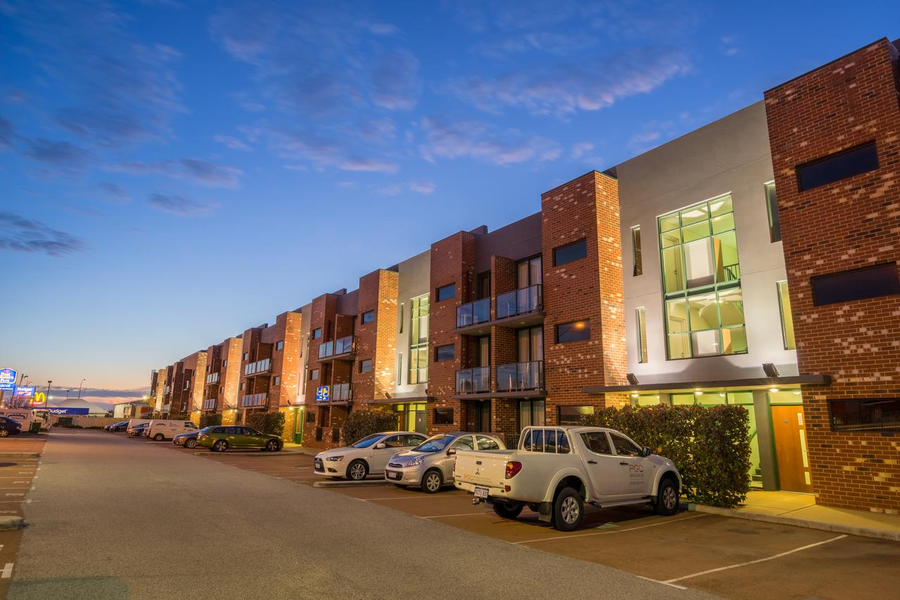 Perth Ascot Central Apartment Hotel - eAccommodation