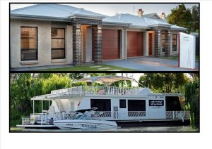 Renmark River Villas and Boats  Bedzzz - eAccommodation