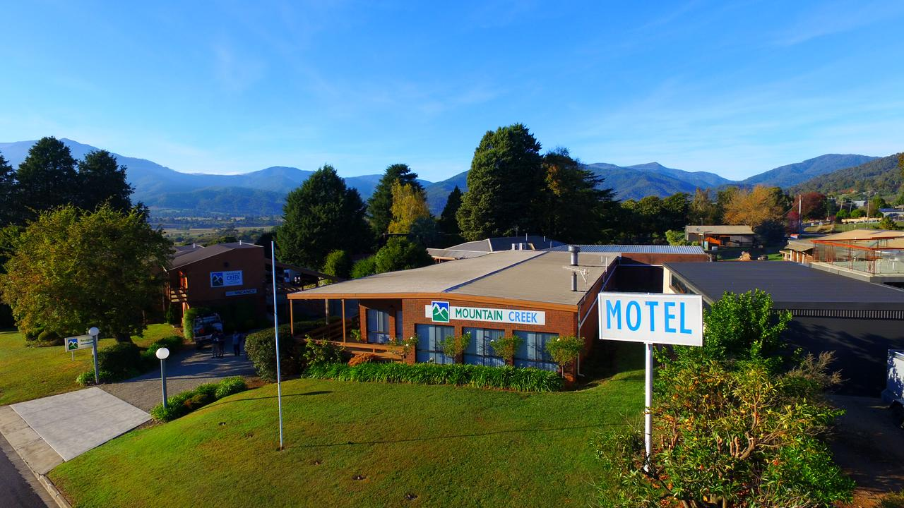 Mountain Creek Motel - eAccommodation