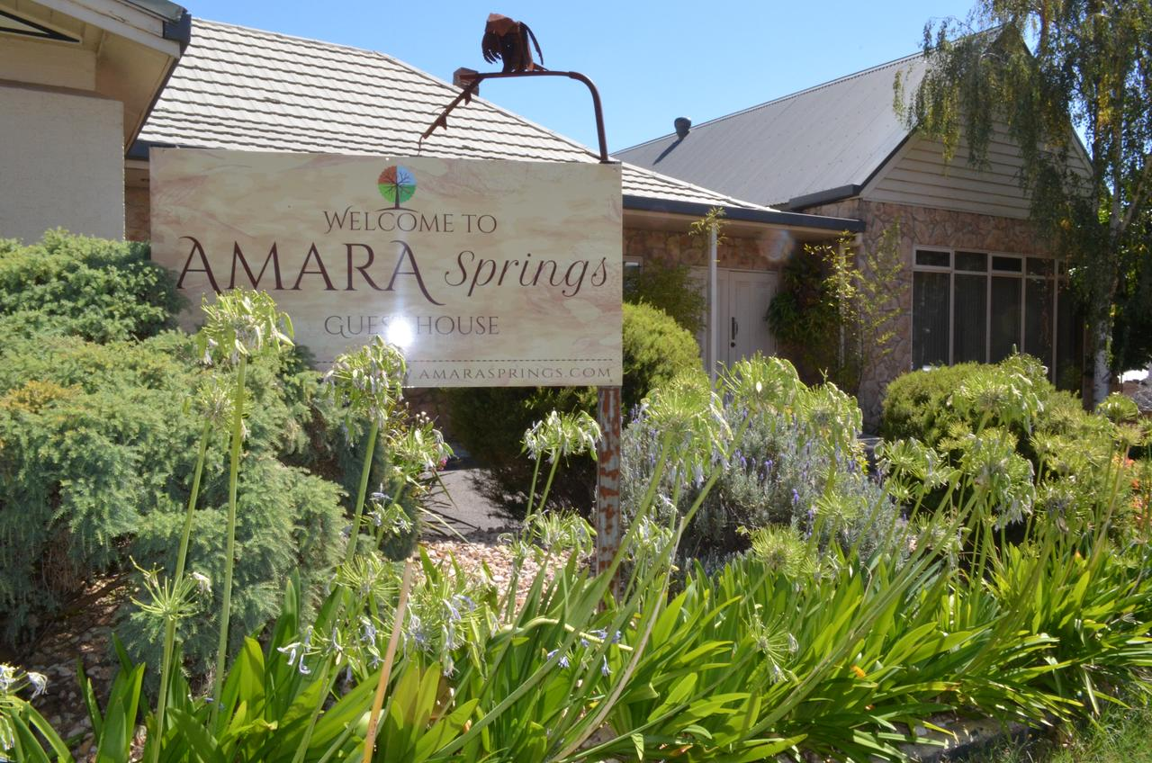 Amara Springs Guest House - eAccommodation